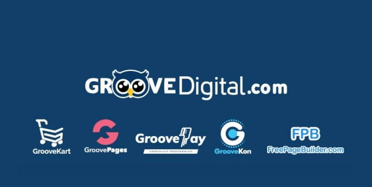 The groovedigital app suite