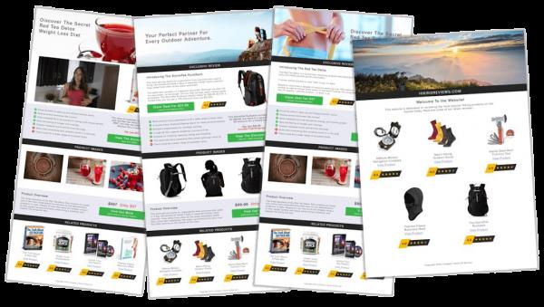 building ecommerce websites for you