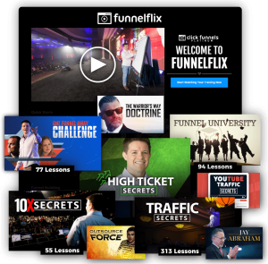 funnel flix upgrade