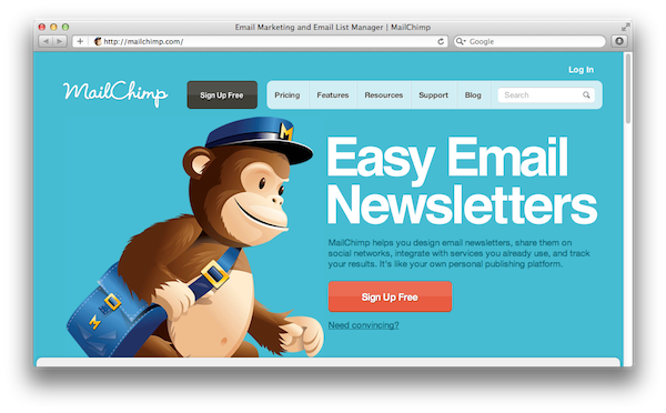 owning a newsletter