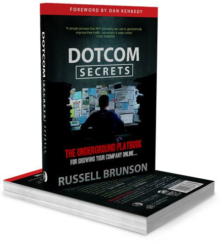 Dotcom Secrets ebook Russell Brunson