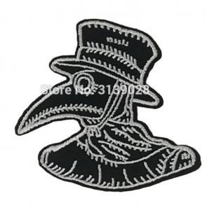 steampunk jacket patch