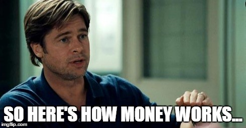 brad pitt money ball money works