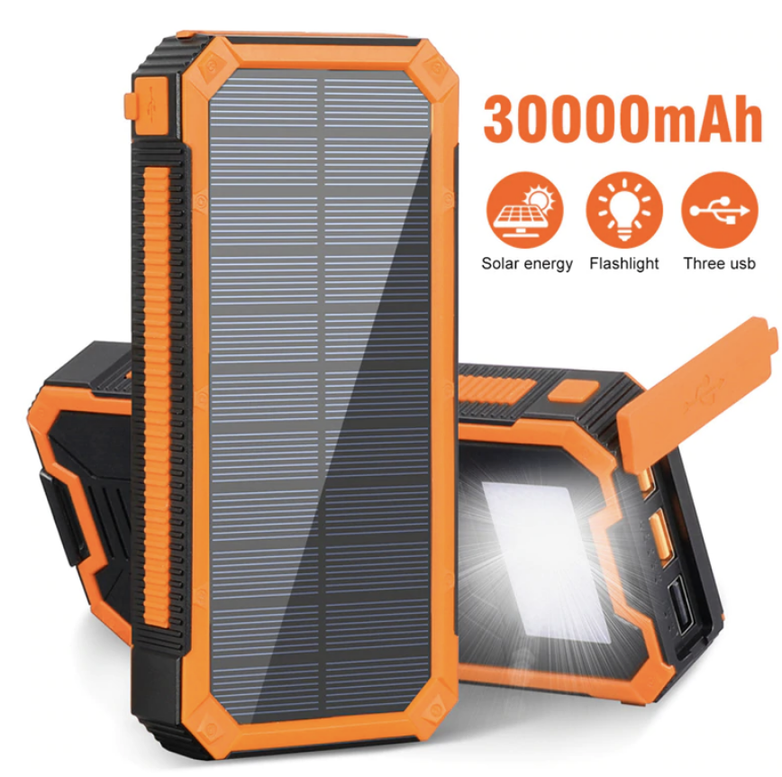 solar charger pad
