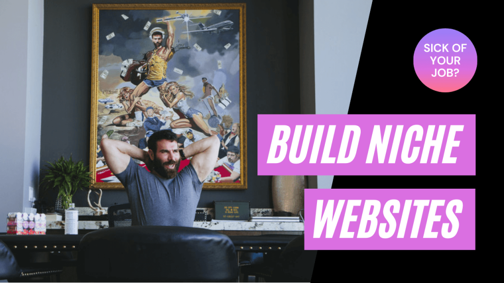 Build an empire with affiliate marketing