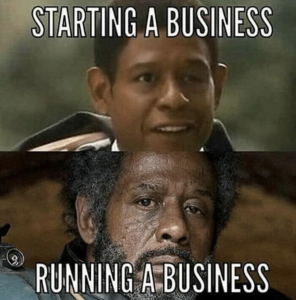 starting a business with Forrest whititaker