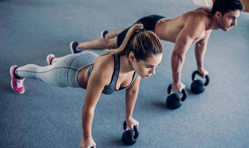 Home fitness niche exploding