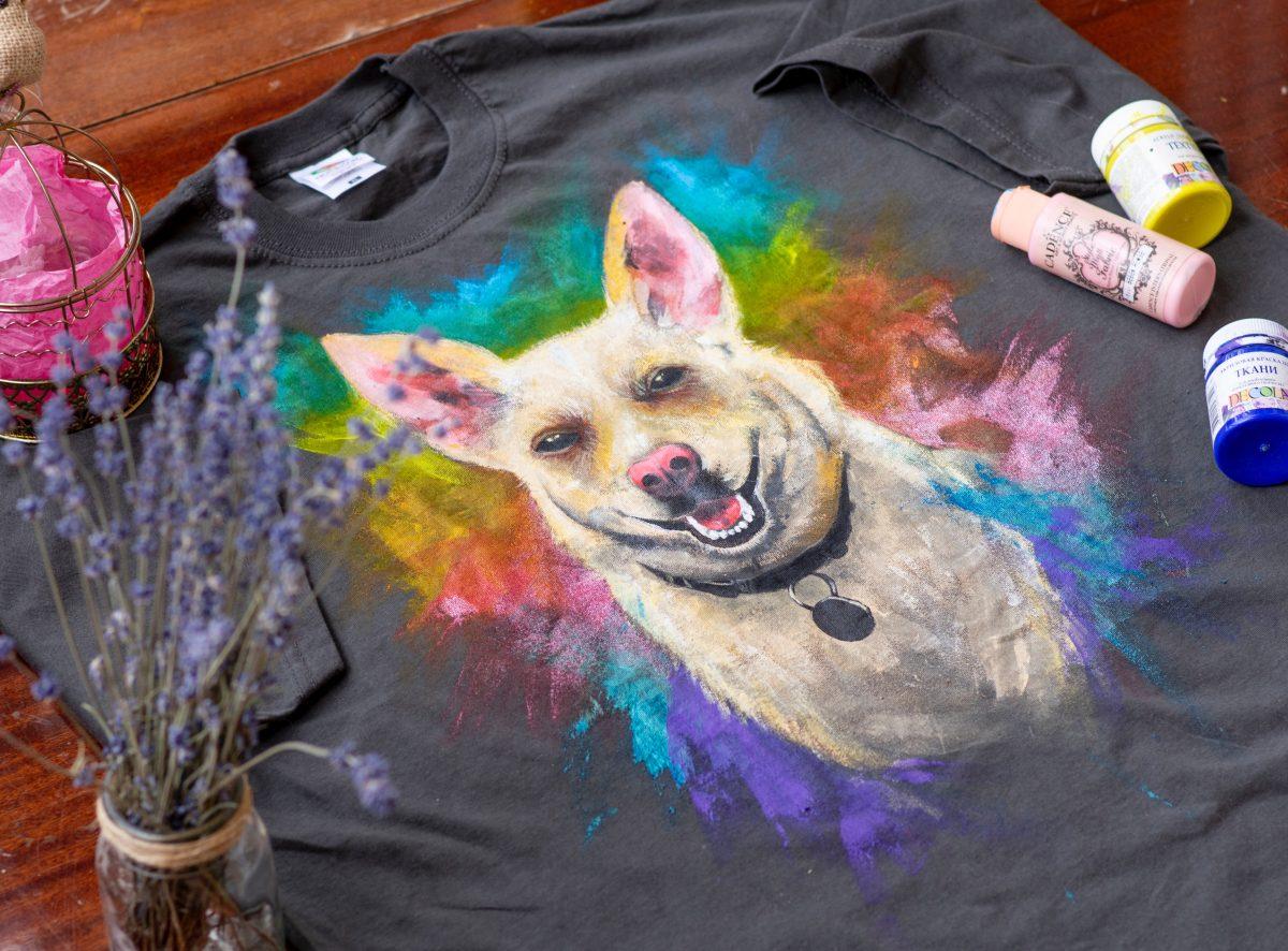 print on demand tee shirts